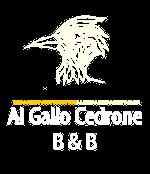 Al Gallo Cedrone|Bed & Breakfast